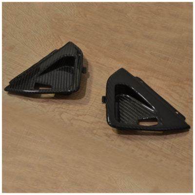 Inserti maniglia in carbonio per Opel Speedster e Vauxhall VX220 | Eltech Italia