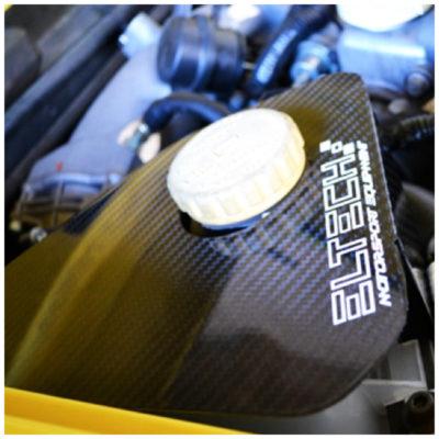 Cover vaschetta carbonio Opel Speedster e Vauxhall VX220 | Eltech Italia